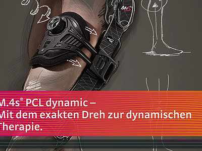 M.4s PCL dynamic Animation