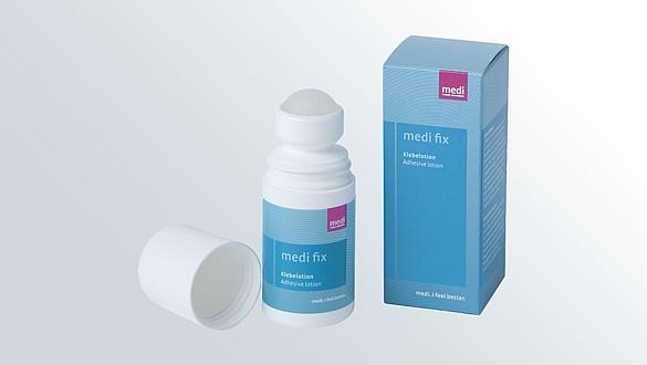 medi fix Klebestift für Kompressionsstrümpfe -