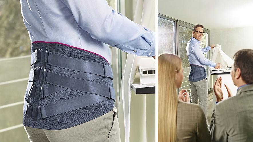 Lumbamed facet Rückenorthese - Bandagen und Orthesen von medi