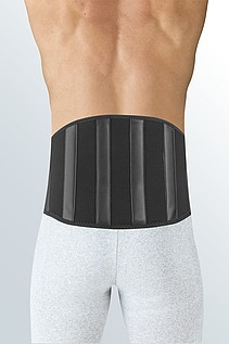 Rückenorthese Stütze Muskeln