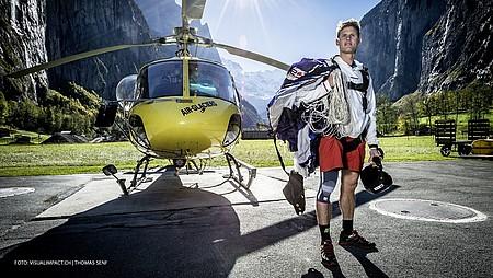 Kniebandagen medi Hubschrauber