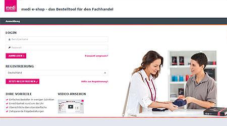 medi e-shop: medi Produkte online bestellen
