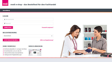 medi Austria e-shop