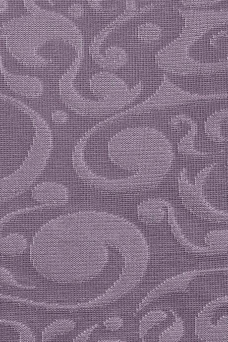 mediven-550 flachgestrickte Kompressionsstrümpfe in lila mit Ornaments