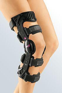 Knieorthese Kreuzbandriss stabil Polster