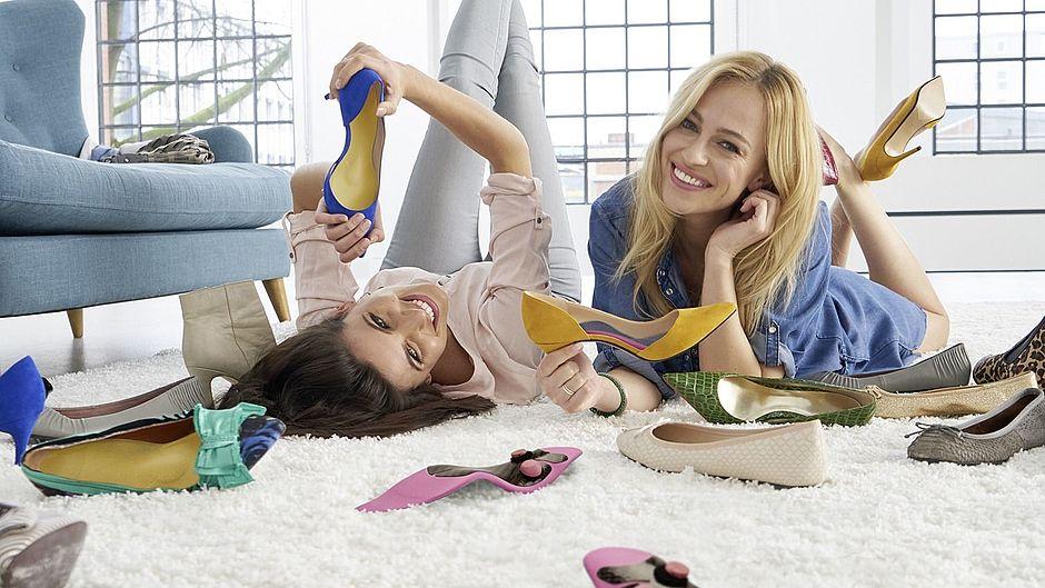 igli Carboneinlagen von medi Frauen mit High Heels