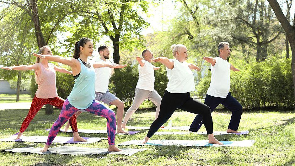 Imagebild Yoga Protect Produktreihe