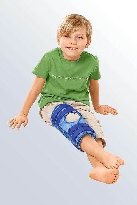 Schiene Ruhigstellen Kniescheibe Kinder