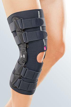 weiche Knieorthese Stabilisierung Seitenband
