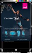 E+motion® - die sportliche Bandagen-Kollektion von medi