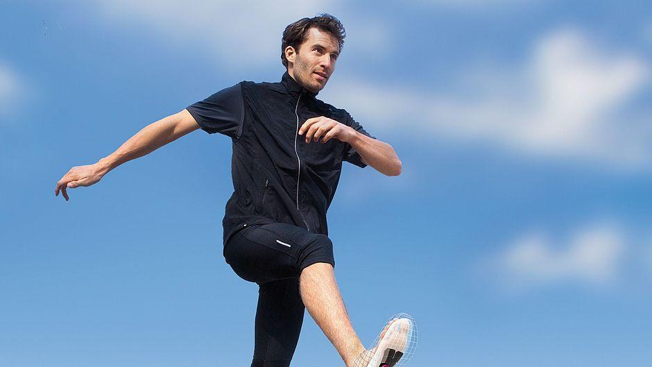 igli Allround Light Carbon-Einlagen Mann Jogging medi