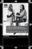 Flachstrick - Effiziente Oedemtherapie mit mediven Flachstrick Produkten