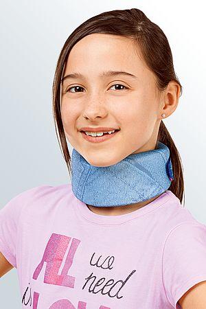Halskrause für Kinder weich